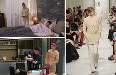 Jun Ji-hyun (Gianna) / Cheon Song-yi fashion Chanel 2014 S/S resort