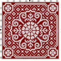 Gallery.ru / Фото #18 - 11 - tatta81 Cross Stitch Heart, Cross Stitch Borders, Cross Stitch Samplers, Cross Stitching, Cross Stitch Embroidery, Embroidery Patterns, Funny Cross Stitch Patterns, Cross Stitch Designs, Postage Stamp Quilt