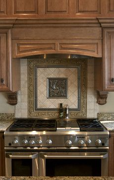 My Suite Bliss Kitchen Granite Alaska White Daltile Backsplash - Daltile backsplash ideas