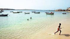 Boa Vista, Cape Verde Cape Verde Holidays, Holiday Destinations, Travel Destinations, Cap Vert, Le Cap, Cultural Experience, Like A Local, Turquoise Water, Small Island