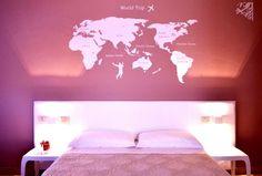 around the world- suite