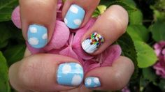 """""""Up"""" the movie nails"""
