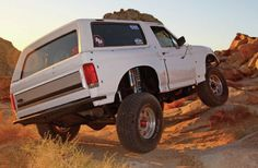 1985 Ford Bronco - On The Mark Photo & Image Gallery