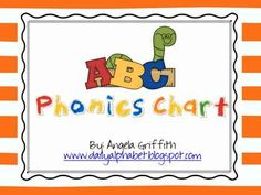 This free ABC Phonics chart is great for students who are learning about the sounds that each letter makes. This can be used as a whole class review, in...