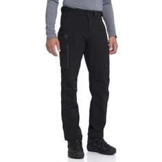 Uptrack Pant: The Uptrack Pants are a smart counterpart to pure alpine routes, technical ice and ski summits. The innovative soft shell was developed by MEC fabric specialists, and the