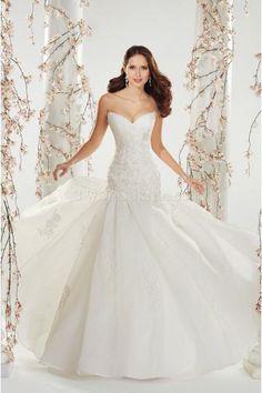 Robe de mariée Sophia Tolli Y11407 Spring 2014