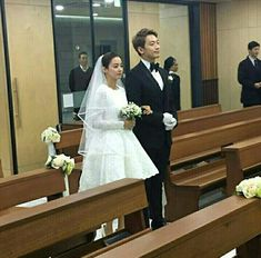 Two days after the couple confirmed their marriage plans, Rain and Kim Tae Hee are officially married! Media reports had the wedding date as February but it appears that they were a … Rain Wedding, The Wedding Date, Star Wedding, Modest Wedding, Wedding Dresses, Wedding Vows, Wedding Stuff, Bi Rain, Kim Tae Hee And Rain