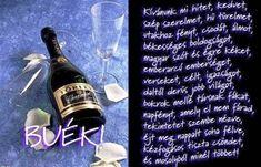 ÚJÉVI KÉPESLAPOK - tanitoikincseim.lapunk.hu Happy New Year 2019, About Me Blog, Evo, Beer Bottle, Red Wine, Alcoholic Drinks, Scrapbook, Budapest Hungary, Advent
