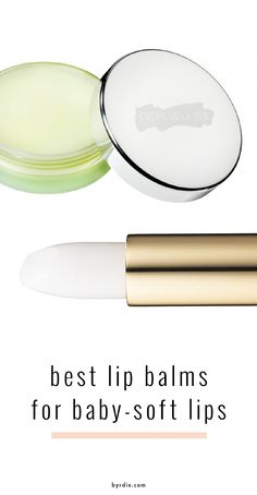 Your ultimate guide to the best lip balms for super-soft lips
