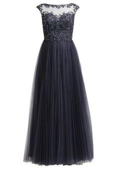 Dieses Kleid lässt Träume wahr werden. Luxuar Fashion Ballkleid - graublau für 399,95 € (13.11.15) versandkostenfrei bei Zalando bestellen.