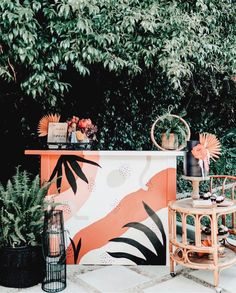 today is our first day of summer break! 🖤🍃☀️ Hoping to spend many summer nights like this in our backyard… Backyard bar. First Day Of Summer, Party Signs, Summer Parties, Happy Saturday, Summer Nights, Palm Springs, Wood Projects, Backdrops, Wedding Day