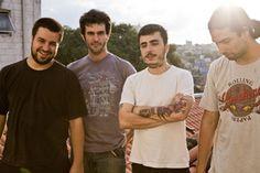 O metal instrumental da banda Elma, sobe ao palco do Sesc Pompeia nesta terça, 10, às 21h, com entrada Catraca Livre.