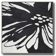 Minimal Flower Art #MN287A