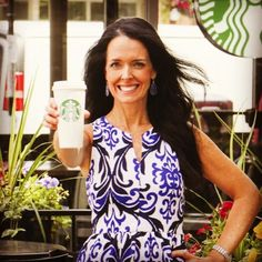 My love #Starbucks. Head over to read our blog on why it's one of my favorites @starbucks #loveourneighbor #caffiene #ventisoylattes #alldaytreats #makeussmile