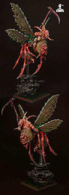 Chaos Nurgle Daemon Prince