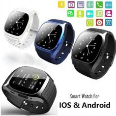 a18e33e63ff M26 Bluetooth Wrist Smart Watch Phone Mate For Ios Android Portable Ss Us  China Yes