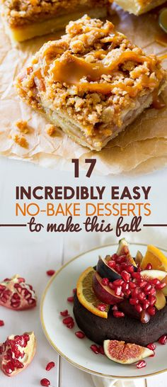 17 Incredibly Easy No-Bake Desserts To Make This Fall
