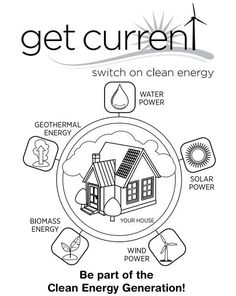 Teach your kids to switch to clean energy. | Pass One Hour Heating & Air Conditioning | (618) 997-6471 |