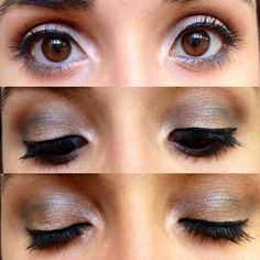 #prommakeup My makeup I did myself for Prom this upcoming weekend!