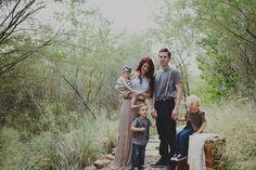 Styling Family Photo Shoot