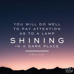 2 Peter 1:16-21 | IF:Equip