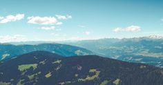 Top of Green Mounter Under Clear Sky during Daytime · Free Stock Photo
