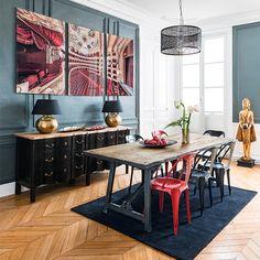 Muebles y decoración de interiores – Clásico chic | Maisons du Monde