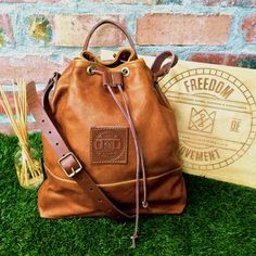 The Perfect companion for the young at heart. it's like having your best friend at your side Your Best Friend, Best Friends, Young At Heart, By Your Side, Freedom Of Movement, Leather Bag, Bags, Travel, Accessories