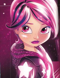 Scarlet | Disney Star Darlings