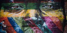 Eduardo Kobra crée une fresque géante pour les JO de Rio - 20016