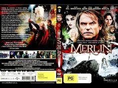 El Mago Merlin Part 1 Movie DVD HD Sub Al Hispanoamérica