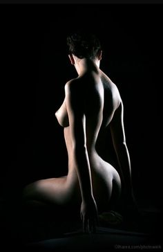 Low Key 2 Artistic Nude Photo by photographer Photowerk at Model Society Boudoir Photography, Fine Art Photography, Wow Photo, Art Model, Low Key, Erotic Art, Belle Photo, Light And Shadow, Hyperrealism