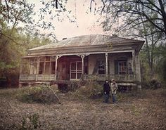 Abandoned Plantations in the South | ... abandoned tin south alabama rusted plantation explored inthedeepsouth