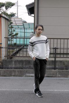 www.lazyobsession.com / #casual #chic #nike #sweater