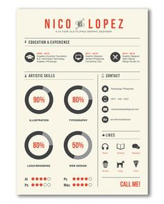 30 Outstanding Resume Designs You Wish You Thought Of