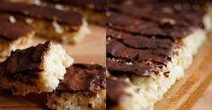 Wilk Syty: Batony Bounty z kaszy jaglanej. Raw Food Recipes, Recipies, Vegan, Cookies, Cake, Sweet, Bears, Honey, Book
