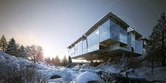 CGarchitect - Professional 3D Architectural Visualization User Community | Inspiration - Snow Vol. 2
