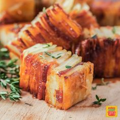 Take your party food to the next level with this MUST-HAVE party appetizer! #SundaySupper @IdahoPotato