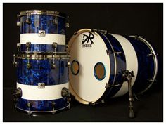 DR Customs, Custom Drums, Customs, Drumkit