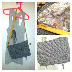 Crochet handbag. . Crochet Handbags, Take That, Tote Bag, Beautiful, Fashion, Crochet Purses, Moda, Crochet Bags, Fashion Styles