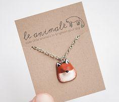 Le Petit Necklace - fox