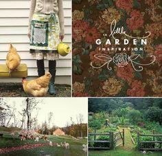Farm & Garden Inspiration.