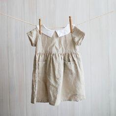 neutral dress