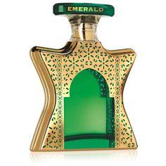 Bond No 9 Dubai Emerald (EDP, 100ml) ($755) ❤ liked on Polyvore featuring beauty products, fragrance, perfume, eau de perfume, bond no. 9, bond no 9 perfume, perfume fragrances and eau de parfum perfume