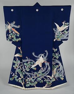 Outer Robe (Uchikake) for a Wedding | 19th century | Japan |  Metropolitan Museum of Art