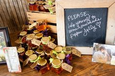 Honey, Jam, or Jelly