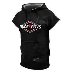 Sudadera Sin Mangas Rude Boys - €33.99   http://soloartesmarciales.com    #ArtesMarciales #Taekwondo #Karate #Judo #Hapkido #jiujitsu #BJJ #Boxeo #Aikido #Sambo #MMA #Ninjutsu #Protec #Adidas #Daedo #Mizuno #Rudeboys #KrAvMaga