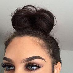 Makeup Hacks Online – Hair and beauty tips, tricks and tutorials Gorgeous Makeup, Love Makeup, Makeup Tips, Makeup Style, Makeup Tutorials, Makeup Goals, Pretty Makeup, Makeup Products, Makeup Ideas