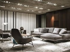 Interior Design Concepts for a Modern Styled Living Room | Ideas | PaperToStone