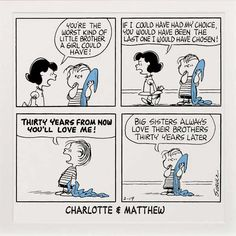 Personalised Peanuts prints from Art You Grew Up With